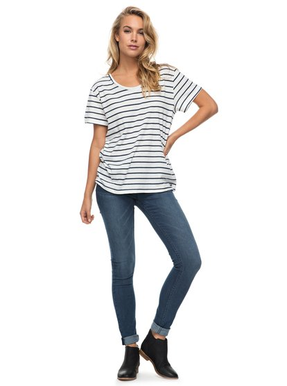 Футболка Just Simple StripeОдежда<br><br>