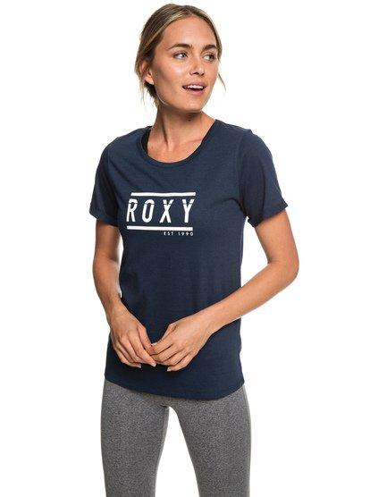 Indigo Days - T-shirt de yoga pour Femme - Bleu - Roxy