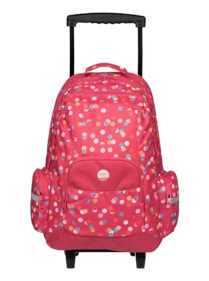 Рюкзак на колесиках детский Free Spirit