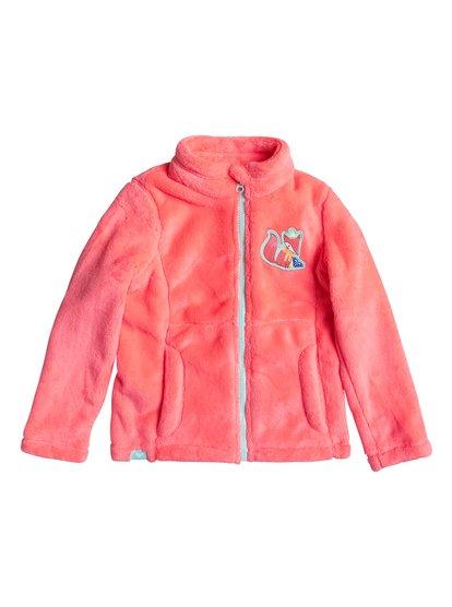 Igloo - Zip-Up Faux Fur Fleece  ERLFT03109