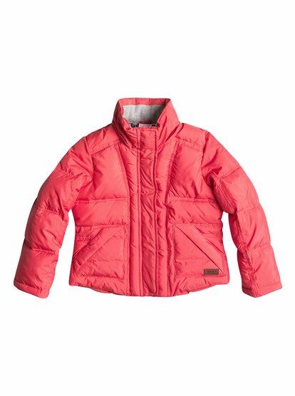 Baggy TimesКуртка для девочек Baggy Times от ROXY. Характеристики: съемный капюшон, нейлоновая подкладка с принтом, на застежках и на молнии. СОСТАВ: 100% полиэстер.<br>