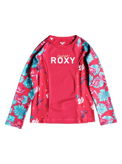 Simply ROXY - Long Sleeve UPF 50 Rash Vest  ERLWR03071