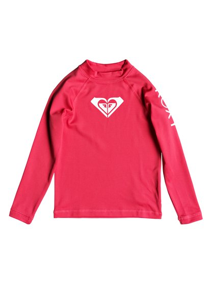 Whole Hearted - Long Sleeve UPF 50 Rash Vest  ERLWR03075
