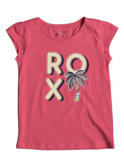 Moidti Palm Tree - Cap Sleeve T-Shirt  ERLZT03122