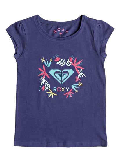Moid Flower Logo - Cap Sleeve T-Shirt  ERLZT03123