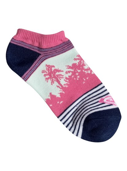 Pop Palm - Pop Palm No-Show Socks - 3 Pack