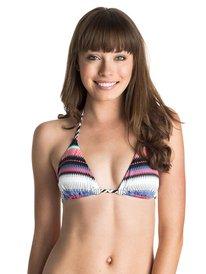 Livin Free Reversible Tiki - Triangle Bikini Top  ARJX303187