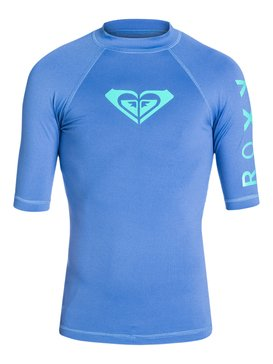 Whole Hearted - Short Sleeve Rash Vest  ARGWR03006
