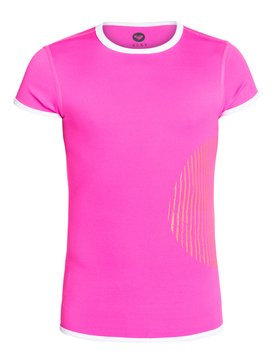 Roxy Sunset - Short Sleeve Rash Vest  ARGWR03010