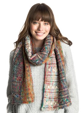 Along A Coast - Cable Knit Scarf  ARJAA03112