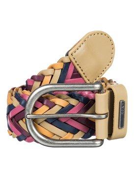 Glide High - Braided Leather Belt  ARJAA03120