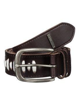 Multiplied - Leather Belt  ARJAA03148