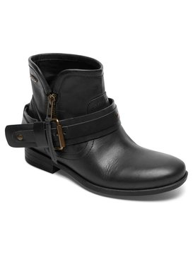 Castell - Leather Ankle Boots  ARJB700541