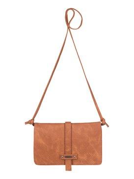 Globe Trotter - Vegan-Leather Shoulder Bag  ARJBA03025