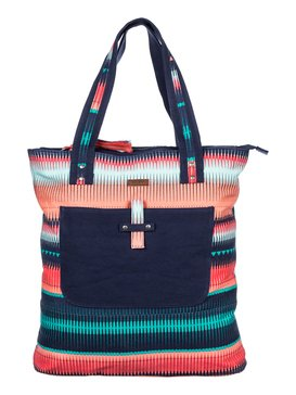 Day Sailor - Printed Canvas Tote Bag  ARJBA03043