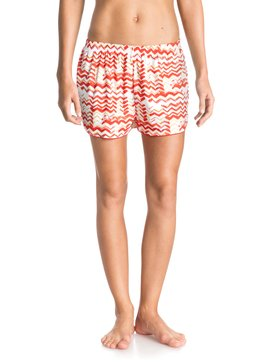 SUN SAND SALT SHORT Orange ARJBS03045