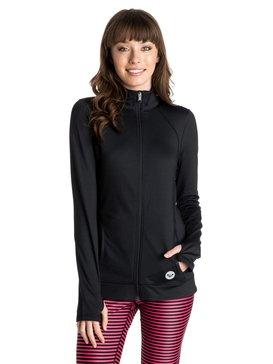 Get It - Long Sleeve Zip-Up Jacket  ARJFT03133