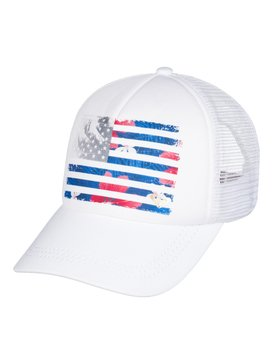 Truckin 4th Of July Trucker Hat  ARJHA03210