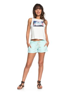 Oceanside - Linen Beach Shorts  ARJNS03007