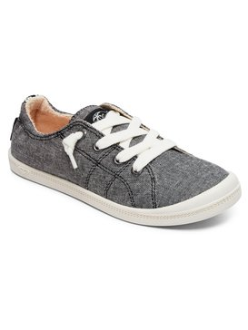 Women's Sneakers/roxy black blake qk2j12k0