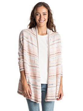 Miles Away - Open-Front Cardigan  ARJSW03194
