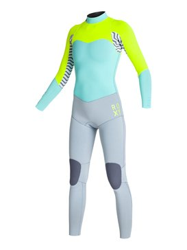XY 4/3mm - Back Zip Wetsuit  ARJW103027