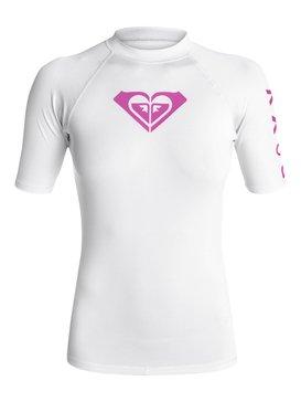 Whole Hearted - Short Sleeve Rash Vest  ARJWR03034
