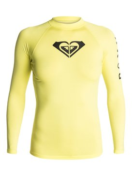Whole Hearted - Long Sleeve Rash Vest  ARJWR03035