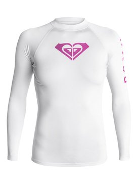 Whole Hearted - Long Sleeve Rash Vest  ARJWR03035