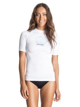 Aloha Roxy - Short Sleeve Rash Vest ARJWR03067