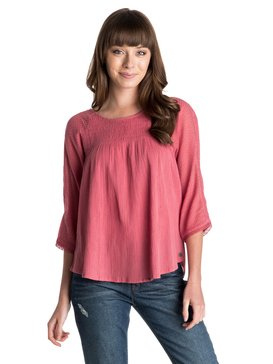 Hot Beach - 3/4 Sleeve Top  ARJWT03078