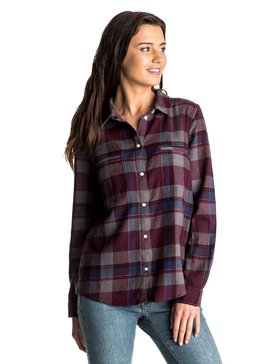 Campay Flannel - Long Sleeve Shirt  ARJWT03128