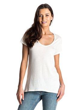 Lillia  - Scoop Neck T-Shirt  ARJZT03686