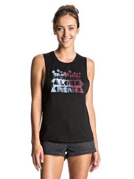 ALOHA AMERICA MUSCLE CREW Black ARJZT04094