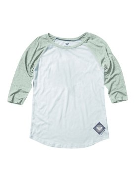 REEF WASH BASEBALL RAGLAN  ARJZT04126