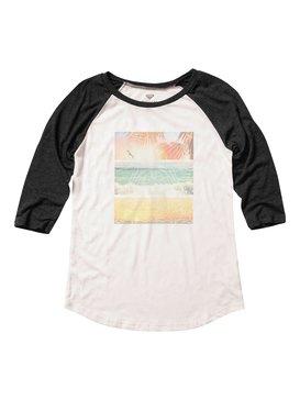 Sun Kisser Baseball - Raglan T-shirt  ARJZT04157