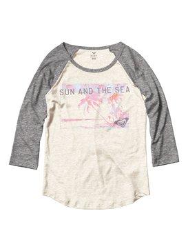 Sun And The Sea Baseball Raglan - T-Shirt  ARJZT04317