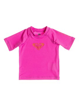 Roxy Love - Short Sleeve Rash Vest  ARNWR03000