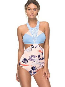 RX MAIO POP SURF HIGH NECK ONE PIECE IMP  BR66571072