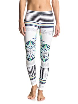 RX CALÇA KEEP IT ROXY SURF LEGGING IMP  BR75351246