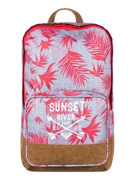 Pink Sky - Printed Backpack  ERGBP03011