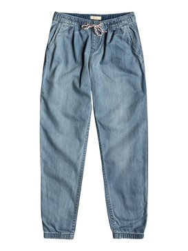 Make Us Feel Alive - Denim Beach Pants  ERGDP03042