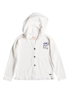 Grizzly Girly - Button-Up Hoodie  ERGFT03191
