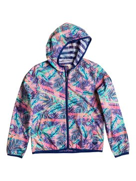 Direction Of Birds - Hooded Windbreaker  ERGJK03034