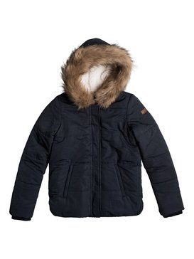 Evergreen Tree - Hooded Puffer Jacket  ERGJK03042