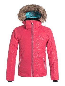 American Pie Solid - Snowboard Jacket  ERGTJ03020