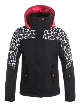 ROXY Jetty Colorblock - Snow Jacket  ERGTJ03021