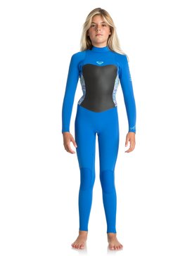 4/3mm Syncro Series - Back Zip GBS Wetsuit  ERGW103016