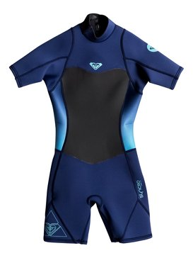 Syncro 2/2mm - Back Zip Short Sleeve Springsuit  ERGW503002