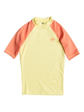 SEA BOUND SS GIRL Yellow ERGWR03002